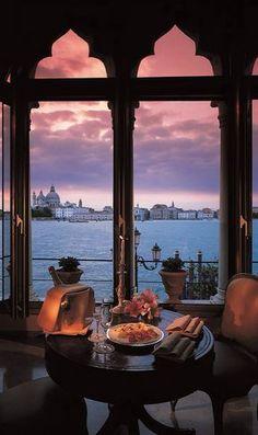 A 15th century palazzo,Venice, Italy Venezia Veneto