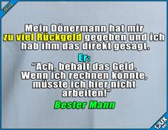 Der ist immer gut drauf :) #GutenMorgen #Jodel #lustige #Sprüche #Humor #lachen #Witze #lecker #Essen