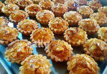 Amandines : Mini Tartelettes aux Amandes Cake Factory, Biscuits, Caramel, Muffin, Orange, Breakfast, Mini, Food, Almonds