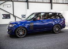 Range Rover sport by Khalid_Fineza Details