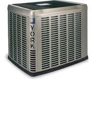 York 5 Ton 13 Seer Heat Pump / AC Condenser by York. $1595.00. York Model YZB06011 5 Ton Heat pump/AC Condenser, 13 Seer, R410A. Condenser is 37 inches Long x 31 inches wide x 39.5 inches Tall. Shipping weight on condenser 260lbs Items are new and unused in original box. Please Email us or call (952) 884-8266 (612-518-6683 after 5 central or on weekends)for a freight quote or with questions. I ship nationwide and to Canada. Minnesota residents will be charged sales tax.