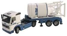 SA: transporte terrestre por carretera - góndola portasilos