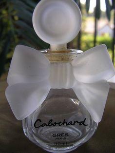 cabochard perfume bottle. I want this.