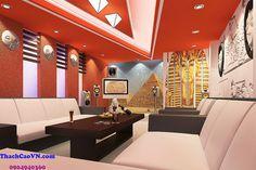 Trần Thạch Cao Karaoke - 0904.940.364     Trần thạch cao, soloha chuyên thiết kế thi công trần thạch cao tại Hà Nội. Liên hệ:  (04).6329.7777 | 090.365.3333  http://soloha.net/tran-thach-cao