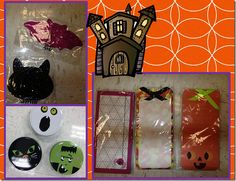 Thrifty Thursday Linky and a Freebee Hallowee