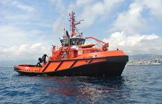 General details Class RINA: C-Hull, Mach, Escort Tug, FIFI 1, Oil Rec., …