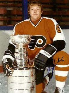 """Andra """"Moose"""" Dupont #6 1973-1974 1974-1975 Stanley Cup Flyers Hockey, Hockey Teams, Flyers Stanley Cup, Philadelphia Sports, Nhl Players, Win Or Lose, Bullies, Friends, Famous People"""