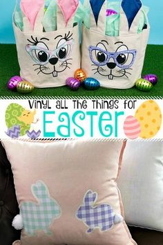 Vinyl all the Easter Things!