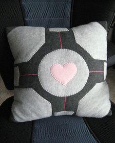 Companion Cube Pillow