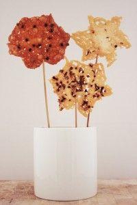 Mhhhontags-Rezept: Käsekrokant am Stil mit leckeren Gewürzen – top für Dinner-Gäste, dann haben die schon mal was zu spielen und zu knabbern   Ohhh… Mhhh…