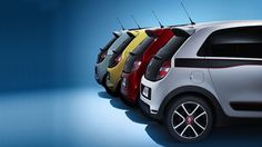 La #NuovaTwingo #Renault, agile di carattere!