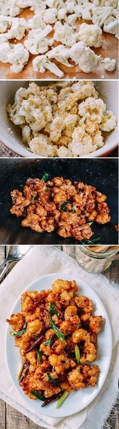 General Tso's Cauliflower Recipe by the Woks of Life