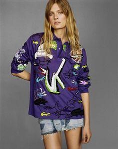 Partenariat avec Maison Lesage pour les 50 ans de Lacoste  #mode #look #Lacoste http://www.fashions-addict.com/Partenariat-avec-Maison-Lesage-pour-les-50-ans-de-Lacoste_378___16019.html
