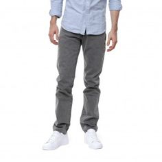Purchase Levi's jeans and clothing from Number Six, London's best retailer for fresh contemporary menswear. Number Six, Levis 511 Slim, Levis Jeans, White Jeans, Menswear, Sweatpants, London, Fitness, Clothes