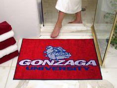 """Gonzaga All-Star Mat 33.75""""x42.5"""""""