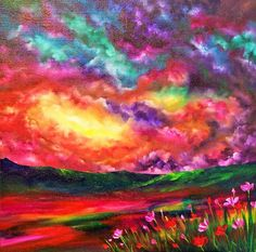 Ashleigh Bysouth Original Art Work Scotland | Scenic