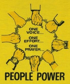 from People Power Revolution, Philippines, 1986 School Leave Application, People Power Revolution, Sherlolly, Power To The People, Inspire Me, Awakening, Philippines, Feelings, Filipino