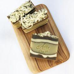 try new logo stamp bamboo grass & clove soap #handmadesoap #coldprocesssoap #naturalcolor #artisansoap #soap #organic #hempseedoil #soapshare #soapmaking #amecraftsoap #bathtime #relaxtime #savon