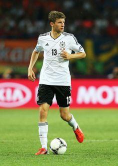 Thomas Müller, fav soccer player