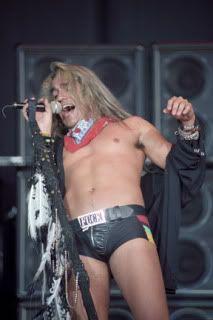 BULLETBOYS Singer Arrested On Friday The 13th | The Metal Den