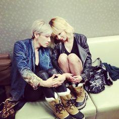 Troublemaker - 2Hyun - HyunA & Hyunseung - Couple Boots~