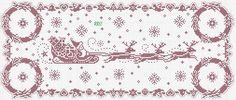 Filet crochet Crochet Cross, Filet Crochet, Knit Crochet, Xmas Cross Stitch, Cross Stitch Patterns, Crochet Patterns, Crochet Tablecloth, Crochet Doilies, Easter Cross
