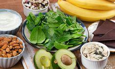 Οκτώ τροφές πλούσιες σε μαγνήσιο Fresh Rolls, Spinach, Vegetables, Ethnic Recipes, Food, Essen, Vegetable Recipes, Meals, Yemek