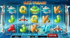 New Max Damage slot - http://cp4w.com/microgaming-slots/max-damage.html