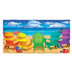 Lower Price with Lounge Chair Beach Towel Cover Microfiber Pool Lounge Chair Cover With Pockets Holidays Sunbathing Quick Drying Terry Towels Refreshing And Beneficial To The Eyes Chair Cover
