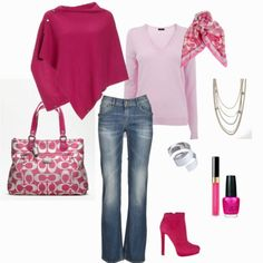 Passionately Pink.