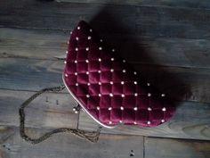 Elegant bag clutch bag women bag uncommon bag by agnieszkamalik