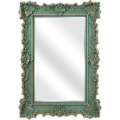 Imax Sophia Green Antique Wall Mirror - Overstock™ Shopping - Great Deals on Imax Mirrors