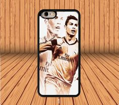 Cristiano Ronaldo for iPhone 5C Hard Case Cover #designyourcasebyme