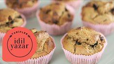 Unsuz ve şekersiz çok lezzetli muffin tarifi.