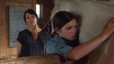 Heartland - Season 7, Episode 10 - Amy's injury / Amy in the hospital - Lou and Georgie - Georgie blames herself
