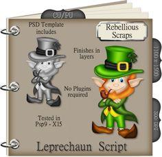 Leprechaun Script