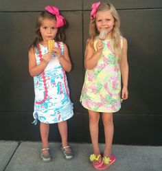 Sisters in Lilly