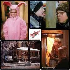 A Christmas Story...wouldn't be Christmas without this movie!