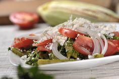 Ensalada de nopales   Cocina y Comparte   Recetas de Cocina al Natural