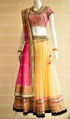 Lehenga  Swornim's collection