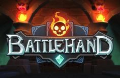 BattleHand is new card collecting RPG from ex-Fable developers - Android Community Creative Logo, Video Game Logos, Vikings Game, Mobile Logo, Unity Games, Game Logo Design, Game Title, Cartoon Logo, Game Concept