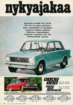 Fiat, 1970