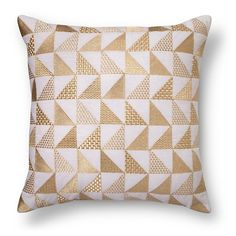 http://www.target.com/p/metallic-triangle-decorative-pillow-gold-xhilaration/-/A-50543028