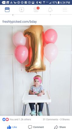 a90328c9b81 20 Best Spring first birthday inspiration images