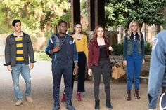 Photos - Legacies - Season 1 - Promotional Episode Photos - Episode - There's Always A Loophole - Serie Vampire, Matthew Davis, Hero Time, Hope Mikaelson, Her World, Vampire Diaries The Originals, Film Serie, Coming Of Age, The Cw