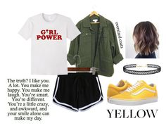 """Geen titel #28"" by beaubente-vandeploeg on Polyvore featuring mode, Vans en LULUS"