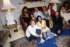 Gibb Family ~ I love this photo!