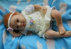 silicone+baby+dolls   Reborn Infants Baby Dolls Silicone Realistic Baby Kids Preemie Special ...