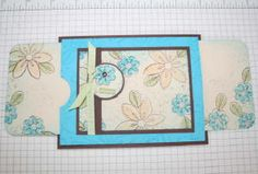 Splitcoaststampers - Tutoriel projet de carte curseur par Beate Johns
