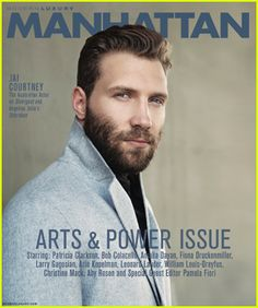 Suicide Squad's Jai Courtney Oozes Scruffy Sex Appeal on 'Manhattan' December 2014 Cover (Exclusive)